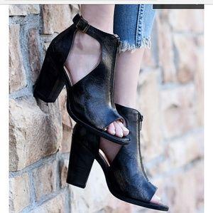 Bed Stu Olena Black Hand Wash Sandals